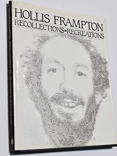 Hollis Frampton, Recollections/Recreations: [exhibition Held At] Albright-Knox Art Gallery, ...
