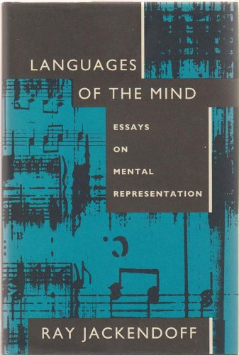 9780262100472: Languages of the Mind: Essays on Mental Representation