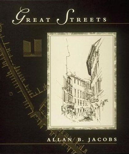 9780262100489: Great Streets