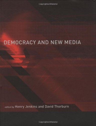 9780262101011: Democracy and New Media (Media in Transition)