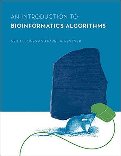 9780262101066: An Introduction to Bioinformatics Algorithms (Computational Molecular Biology)