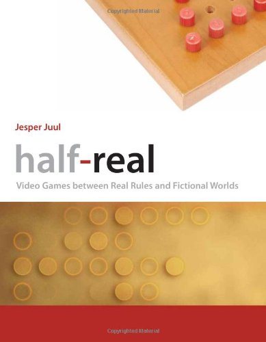 9780262101103: Half-Real: Video Games between Real Rules and Fictional Worlds
