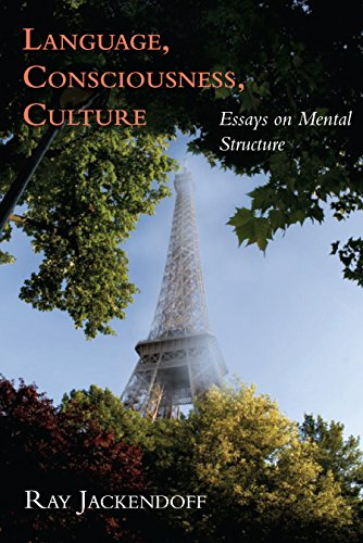 9780262101196: Language, Consciousness, Culture: Essays on Mental Structure