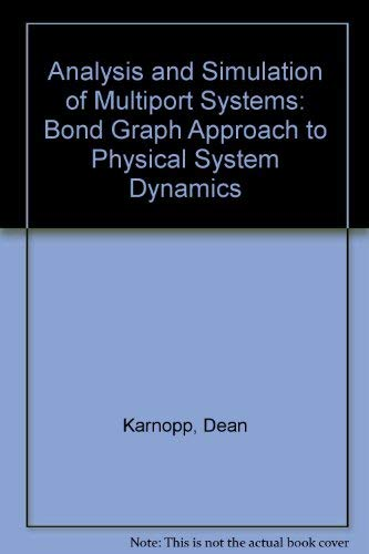 9780262110242: Analysis and Simulation of Multiport Systems: The Bond Graph