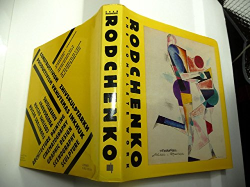 9780262111164: Rodchenko: The Complete Work