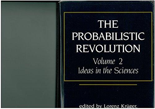 9780262111195: Probabilistic Revolution: Ideas in the Sciences v. 2