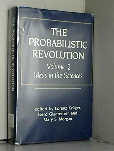 9780262111195: The Probabilistic Revolution: Ideas in the Sciences