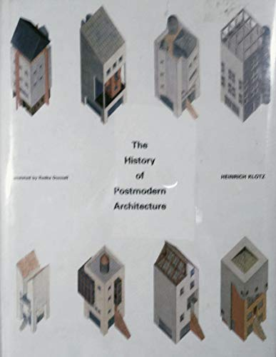 9780262111232: The History of Postmodern Architecture
