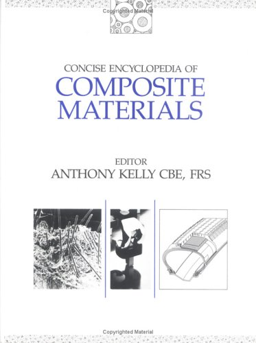 9780262111454: Concise Encyclopedia of Composite Materials (Advances in Materials Science and Engineering)