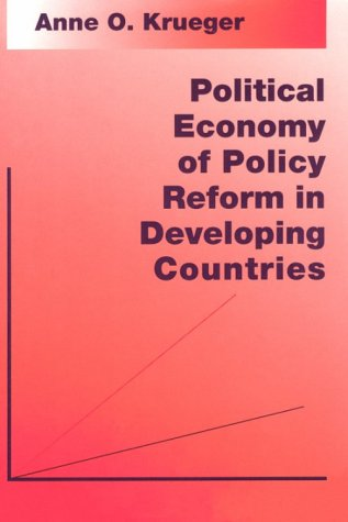 Political Economy of Policy Reform in Developing Countries (Ohlin Lectures)