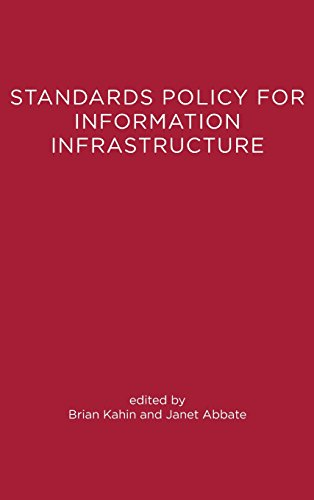 Standards Policy for Information Infrastructure (Hardback)
