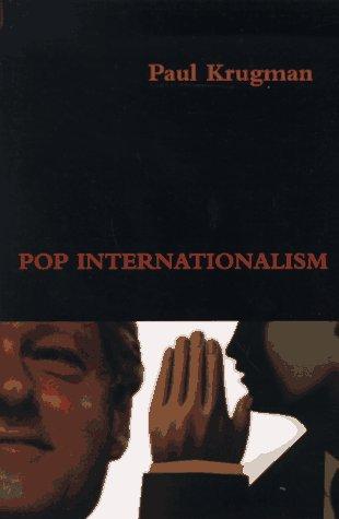 9780262112109: Pop Internationalism
