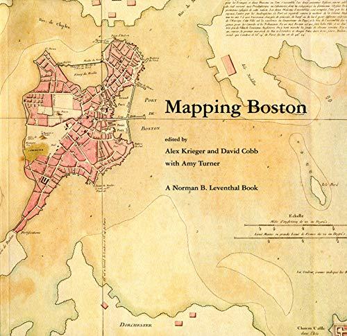 9780262112444: Mapping Boston (MIT Press)
