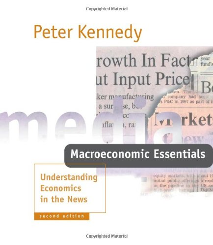 9780262112512: Macroeconomic Essentials - 2nd Edition