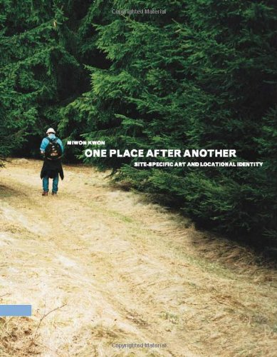 9780262112659: One Place After Another: Site-specific Art and Locational Identity