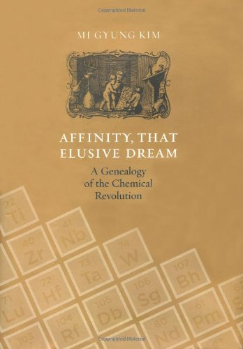 9780262112734: Affinity, That Elusive Dream: A Genealogy of the Chemical Revolution (Transformations: Studies in the History of Science and Technology)