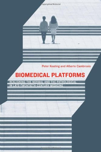 9780262112765: Biomedical Platforms: Realigning the Normal and the Pathological in Late-Twentieth-Century Medicine (Inside Technology)