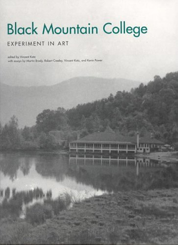 9780262112796: Black Mountain College: Experimental in Art