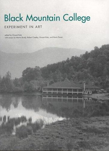 9780262112796: Black Mountain College: Experimental in Art