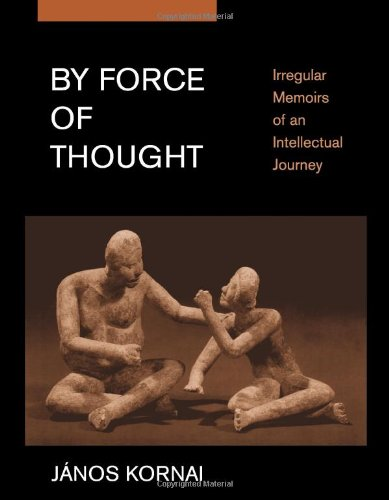 9780262113021: By Force of Thought: Irregular Memoirs of an Intellectual Journey