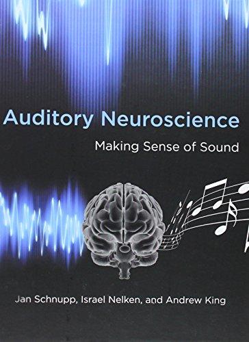 9780262113182: Auditory Neuroscience: Making Sense of Sound