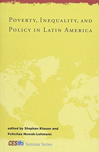 Poverty, Inequality, and Policy in Latin America