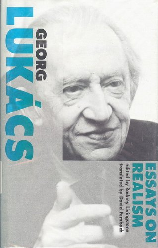 georg lukacs essays on realism english and german  top search results from the marketplace