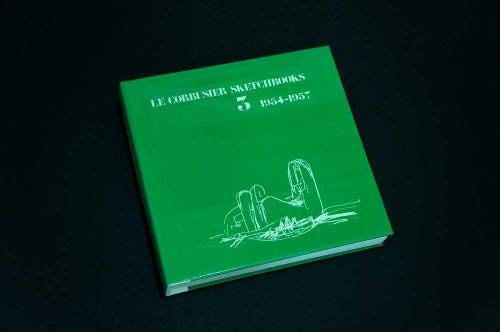 9780262120920: Le Corbusier Sketchbooks, Vol. 3, 1954-1957 (Architectural History Foundation Book)