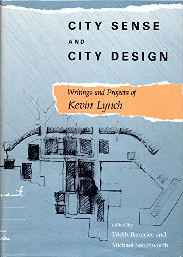 9780262121439: City Sense and City Design: Writings and Projects of Kevin Lynch