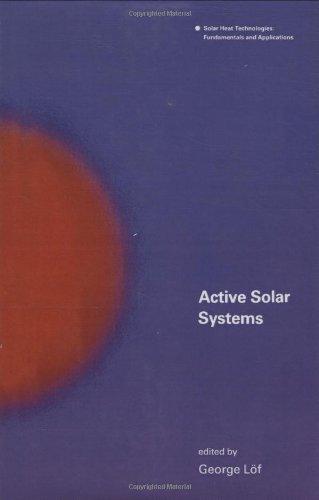 9780262121675: Active Solar Systems