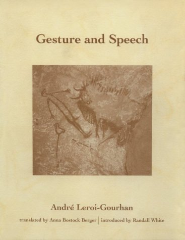 9780262121736: Gesture and Speech (October Books)