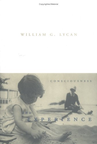 9780262121972: Consciousness and Experience (MIT Press)