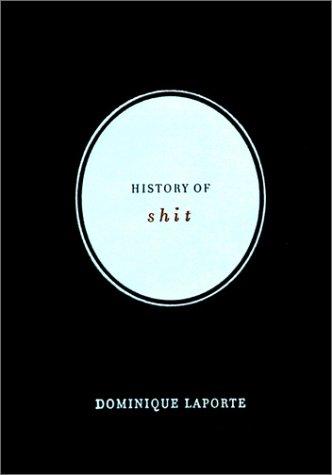 9780262122252: History of Shit