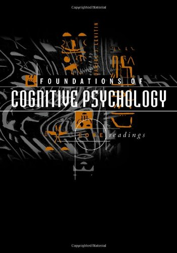 9780262122474: Foundations of Cognitive Psychology: Core Readings (Bradford Books)