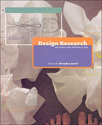 9780262122634: Design Research: Methods and Perspectives (MIT Press)