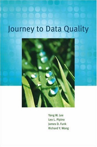 9780262122870: Journey to Data Quality