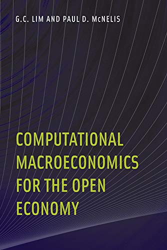 9780262123068: Computational Macroeconomics for the Open Economy (MIT Press)