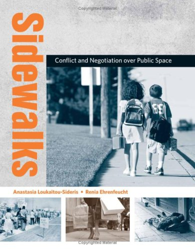 9780262123075: Sidewalks: Conflict and Negotiation Over Public Space (Urban and Industrial Environments)