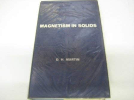 9780262130318: Magnetism in Solids