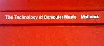 9780262130509: The Technology of Computer Music
