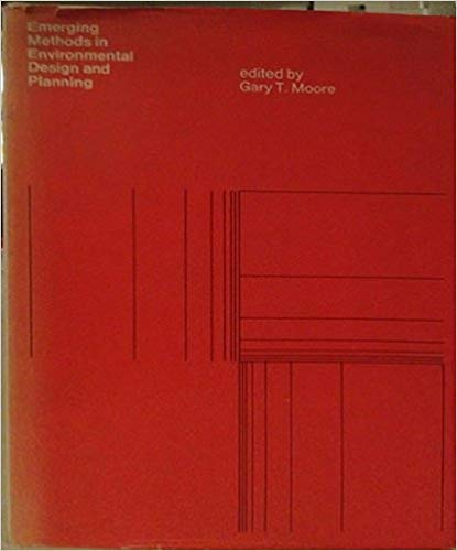Emerging Methods in Environmental Design and Planning: Proceedings of the Design Methods Group ...