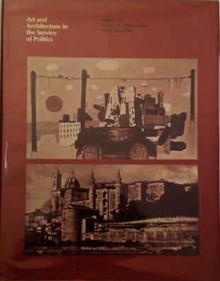 9780262131377: Art and Architecture in the Service of Politics