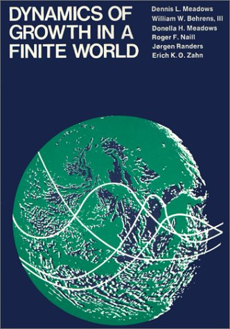 9780262131421: Dynamics of Growth in a Finite World