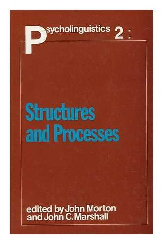 9780262131483: Psycholinguistics 2: Structures and Processes