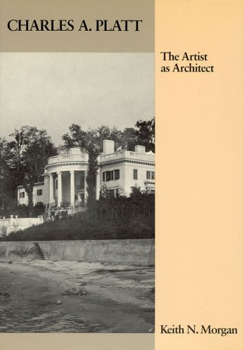 9780262131889: Charles Platt: The Artist as Architect (Architectural History Foundation Book)