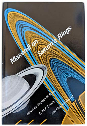 9780262131902: Maxwell on Saturn's Rings