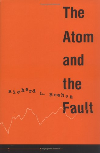 9780262131995: The Atom and the Fault: Experts, Earthquakes, and Nuclear Power