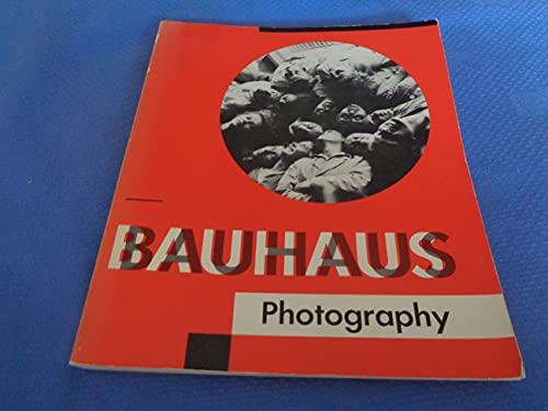 9780262132022: Bauhaus Photography
