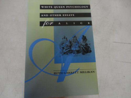 9780262132886: White Queen Psychology and Other Essays for Alice (Bradford Books)