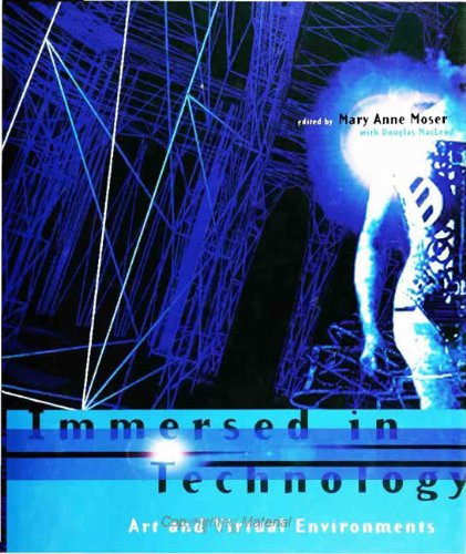9780262133142: Immersed in Technology: Art and Virtual Environments (Leonardo Books)